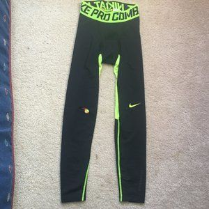 Nike Pro Combat cold weather compressions